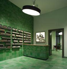Aesop Store Berlin Mitte by Weiss-heiten | Shop interiors