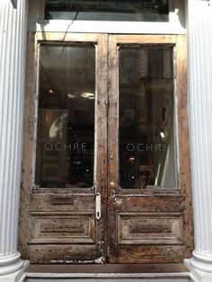 wonderful doors in SoHo, New York City