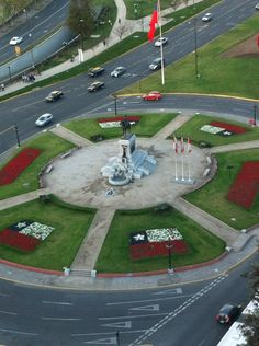 Plaza Italia en Providencia, Metropolitana de Santiago de Chile