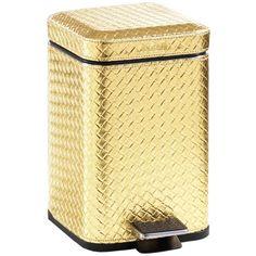 Kosmetikeimer Marrakech gold