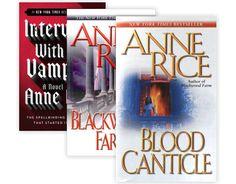 Vampire Chronicles   penguinrandomhouse.com