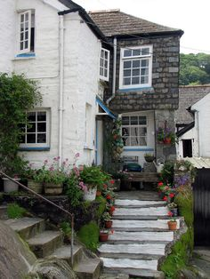Cornish Cottage | by The Brit_2