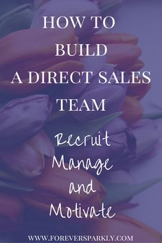 Need ideas on just how to build a direct sales team? Read the 3 secrets to direct sales team success! Recruit, Manage, and Motivate your way to success! Team Motivation, Sales Motivation, Direct Sales Recruiting, Direct Sales Tips, Direct Selling, Team Success, Success Quotes, Sales Quotes, Direct Marketing