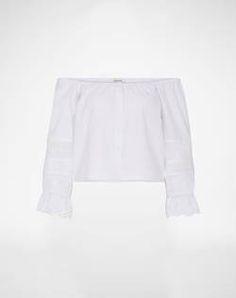 Offshoulder shirt 'Coronado   Click to shop it on EDITED.de