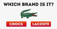 Test: Can you identify these famous brands bytheir logos?
