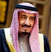 Le roi Salmane en 2013.(Arabie Saoudite)