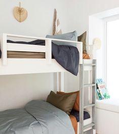 Wren, Bunk Beds, Loft, Blue, Furniture, Home Decor, Decoration Home, Loft Beds, Room Decor