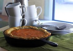 Do you call it a sweet potato or a yam? Either way, you'll love this easy pie recipe. http://blog.hgtvgardens.com/whether-you-call-it-sweet-potato-or-yam-it-works-wonders-in-a-pie/?soc=pinterest #recipes