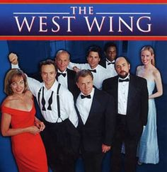 The West Wing-top fav shows of all time