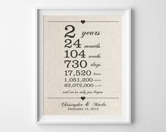 Second Wedding Anniversary Gift Ideas For Her : 26 impressive 2nd Wedding Anniversary Gift Ideas For Herbravofile ...