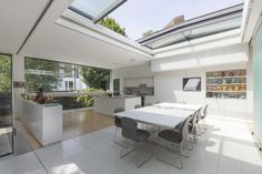 Retractable Roof | Kingstown Street | Vacation Apartment Rental in Primrose Hill | onefinestay