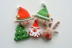 Christmas Decorations Elf Christmas Tree Santa Deer