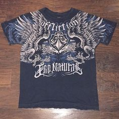 Authentic affliction mens t shirt Authentic afflictions mens t shirt. 100% cotton. Perfect condition. Smoke free home Affliction Tops Tees - Short Sleeve