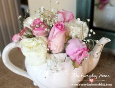 How to Extend the Life and Use of Roses at The Everyday Home