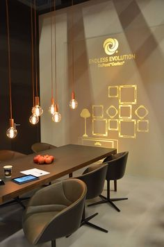 Trendoffice: Beautiful design from IMM Cologne 2015