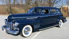 1942 Cadillac Fleetwood Sedan for sale #1798359 | Hemmings Motor News