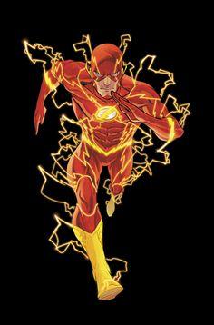 "artverso: ""Francis Manapul - Flash """