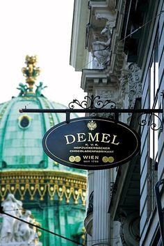 Demel, Vienna's legendary confectioner