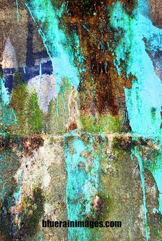 Abstract Wall Image By bluerainimages
