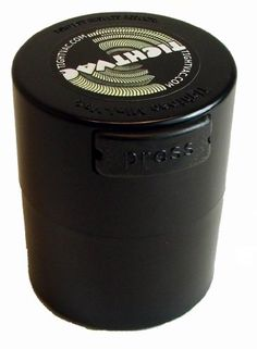 iolite TVC002 Black Solid Minivac Container ** You can find more details by visiting the image link.Note:It is affiliate link to Amazon.
