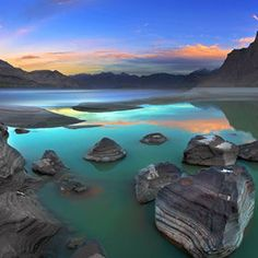 Indus, Skardu, Pakistan