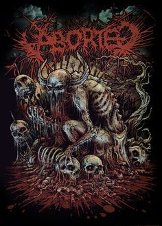 Aborted CD cover