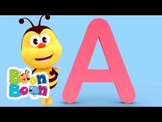 Să învățăm vocalele - Cântece educative pentru copii BoonBoon - YouTube Tweety, Pikachu, Youtube, Fictional Characters, First Grade, Fantasy Characters, Youtubers, Youtube Movies
