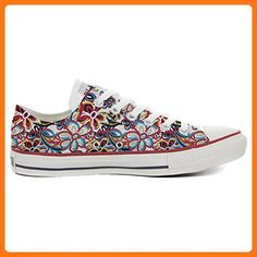 Make Your Shoes Converse Customized Adulte - chaussures coutume (produit artisanal) Spake Paisley size 38 EU wjJaKiBaQ