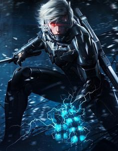 Metal Gear Rising 'Unique Weapons'  'Unmanned Gears' trailers  Konami has released two more gameplay videos for their upcoming Metal Gear spin-off.
