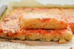 PIZZA SENZA GLUTINE » Ricette di una mamma celiaca Gluten Free Pizza, Sandwiches, Mamma, Food, Essen, Meals, Paninis, Yemek, Eten