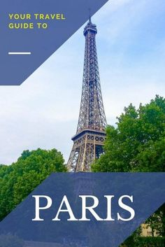 """Your travel guide to Paris including what to see and do and which attractions are worth purchasing a """"skip the line"""" ticket for."""