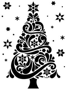 darice embossing folder size 425 x 575 christmas tree499
