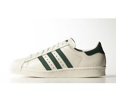 SUPERSTAR 80S DELUXE WHT/GREE