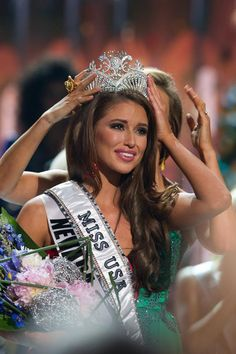 Nia Sanchez wins Miss USA 2014 and will compete in Miss Universe 2014 pageant Miss Usa, Miss Nevada, Nevada Usa, Miss Universe 2014, Universe News, Toddlers And Tiaras, Latin Artists, Miss France, Miss America