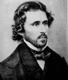 John Charles Fremont. He mapped (not discovered) the Oregon Trail. He's my favorite historical figure, whom I greatly admire.