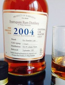 Foursquare Rum Distillery 2004 Exceptional Casks Rum Review by the fat rum pirate