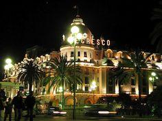 Negresco Hotel, Promenade des Anglais, Nice, France