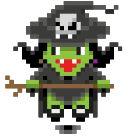 Enemy Ten - Little Flying Hero #Pixelart #Character #Animation