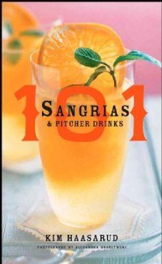 101 Sangrias & Pitcher Drinks (Hardcover)