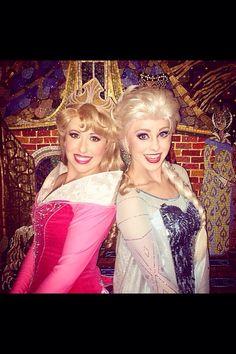 Aurora & Elsa