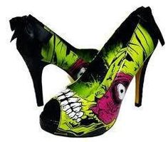 badass #zombie shoes