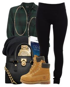 """""""06/12/2014 <3"""" by jilwayne ❤ liked on Polyvore featuring Lauren Conrad, MICHAEL Michael Kors, Helmut Lang, Michael Kors, Timberland, women's clothing, women, female, woman and misses"""