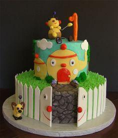 Rolie Polie Olie — Children's Birthday Cakes