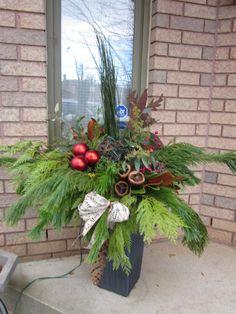 Christmas Wreaths, Christmas Decorations, Holiday Decor, Plants, Design, Home Decor, Xmas, Christmas Garlands, Homemade Home Decor
