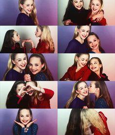 Maddie and chloe more