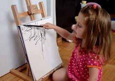 2 éves gyermeke firkáit változtatja művészi festményekké egy anyuka Drawing For Kids, Art For Kids, 2 Year Olds, Toddler Art, Canadian Artists, Beautiful Paintings, Doodles, Lord, Sketches