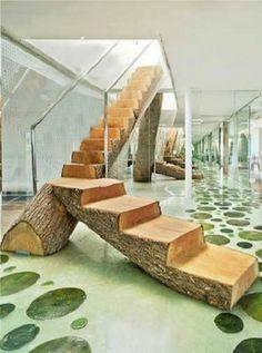 Amazing Stairs | WoodworkerZ.com