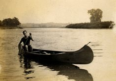 Canoeing Tips for Beginners   The Art of Manliness