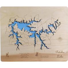 Wood Laser Cut Map of Patoka Lake in Topographical Engraved Map (£75) ❤ liked on Polyvore featuring home, home decor, wall art, home & living, home décor, silver, wall décor, wall hangings, wooden fish wall art and bicycle wall art