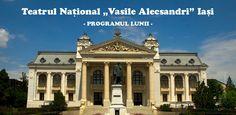 """Teatrul Național """"Vasile Alecsandri"""" Iași, ianuarie 2015 /PROGRAM"""
